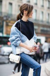 Paris Fashionweek day 6, outside Stella McCartney, Hanneli