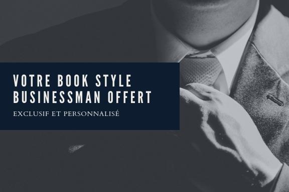 Votre Book Style businessman offert
